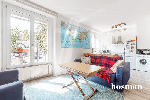 vente appartement de 46.6m² à saint-mandé
