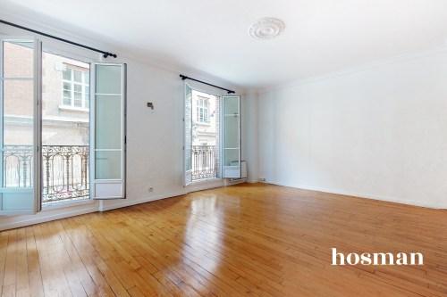 vente appartement de 69.25m² à paris
