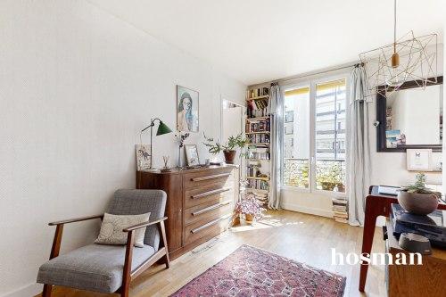 vente appartement de 37.5m² à paris