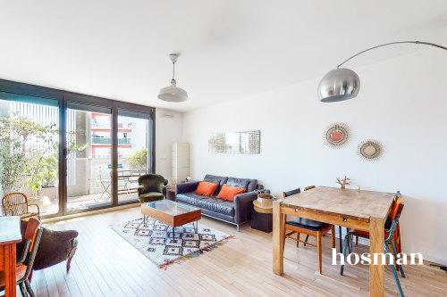 vente appartement de 80.86m² à paris