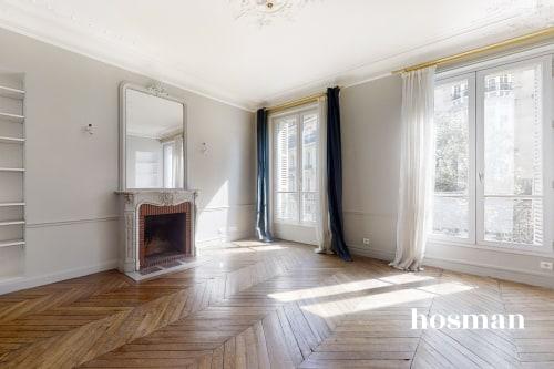 vente appartement de 87.2m² à paris