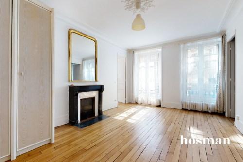 vente appartement de 77.37m² à paris