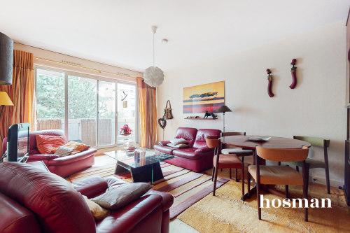 vente appartement de 61.58m² à paris