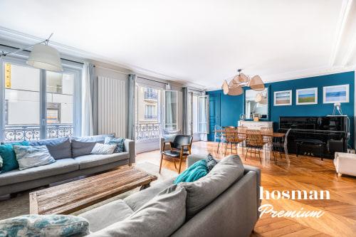 vente appartement de 98.3m² à paris