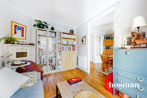 vente appartement de 44.02m² à paris