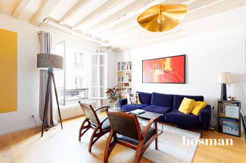 vente appartement de 67.25m² à paris