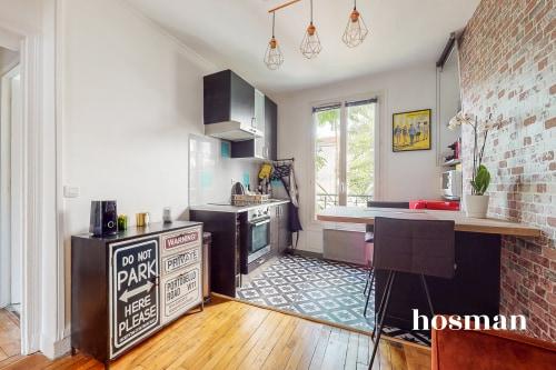 vente appartement de 42.06m² à paris