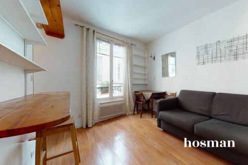 vente appartement de 16.0m² à paris