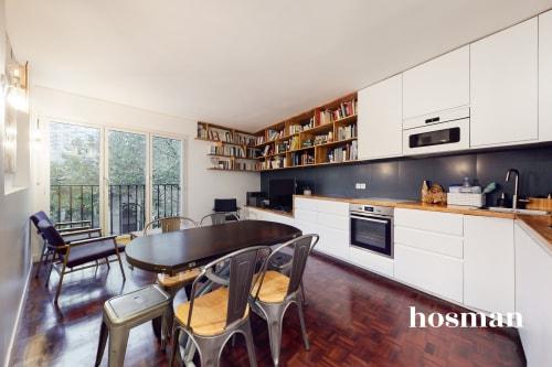 vente appartement de 71.7m² à paris