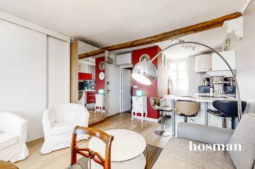vente appartement de 37.0m² à bordeaux