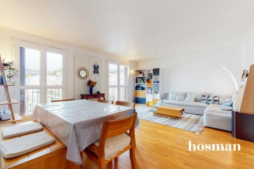 vente appartement de 78.61m² à paris