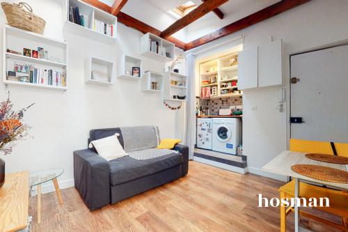 vente appartement de 24.0m² à levallois-perret