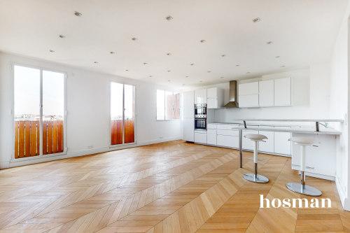 vente appartement de 91.5m² à paris