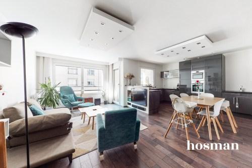 vente appartement de 81.5m² à levallois-perret