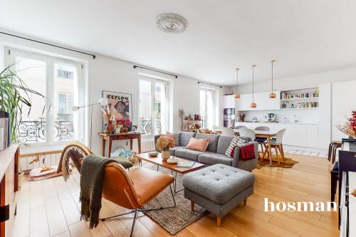 vente appartement de 69.02m² à paris