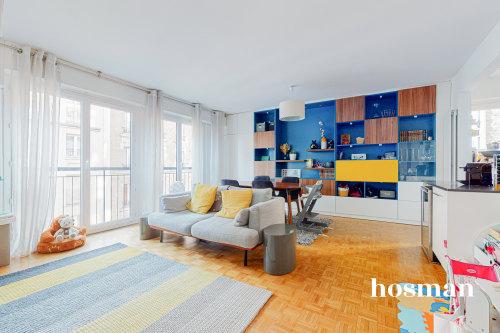 vente appartement de 69.0m² à paris