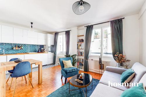 vente appartement de 41.41m² à paris