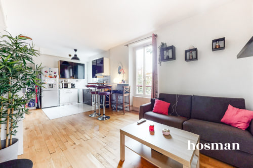 vente appartement de 37.0m² à saint-denis