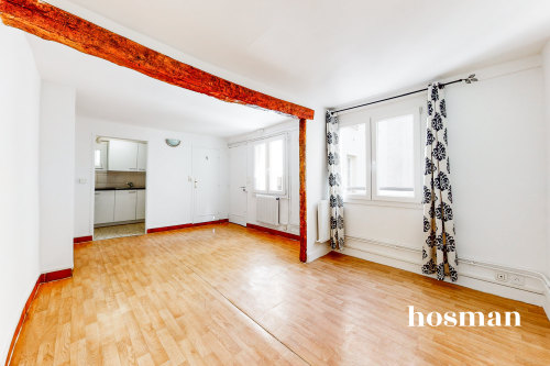 vente appartement de 35.69m² à paris