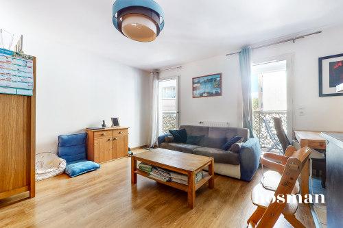 vente appartement de 65.0m² à meudon