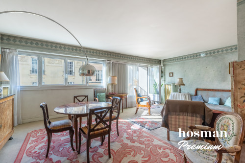 vente appartement de 107.0m² à paris