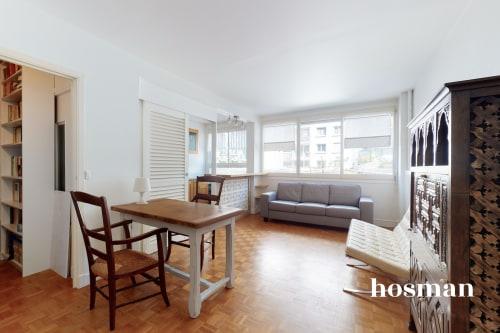 vente appartement de 48.57m² à paris