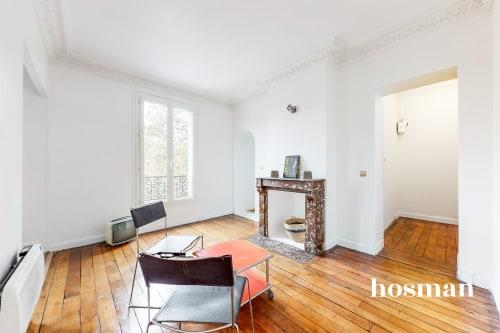 vente appartement de 36.18m² à pantin