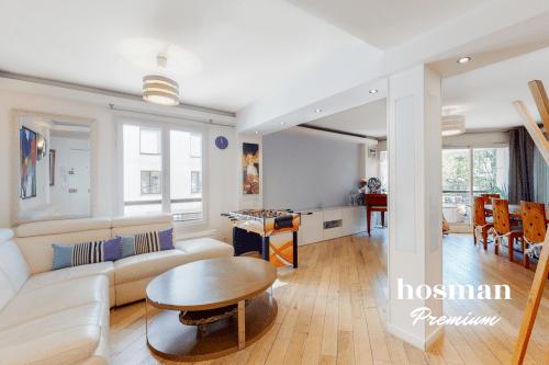 vente appartement de 126.0m² à levallois-perret