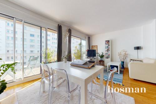 vente appartement de 55.5m² à saint-cloud