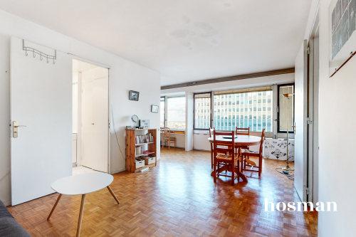 vente appartement de 42.65m² à paris
