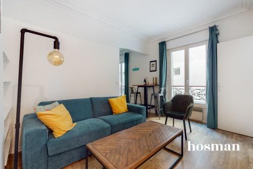 vente appartement de 31.2m² à paris