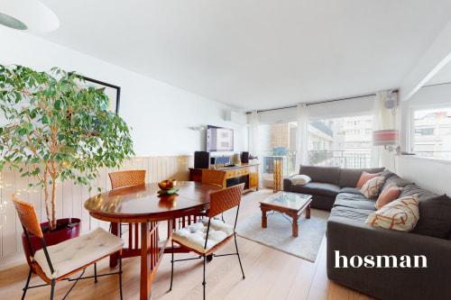 vente appartement de 87.49m² à paris