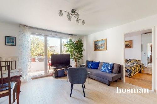 vente appartement de 45.24m² à suresnes