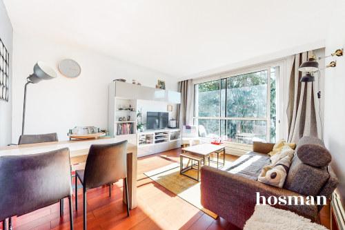 vente appartement de 58.74m² à versailles