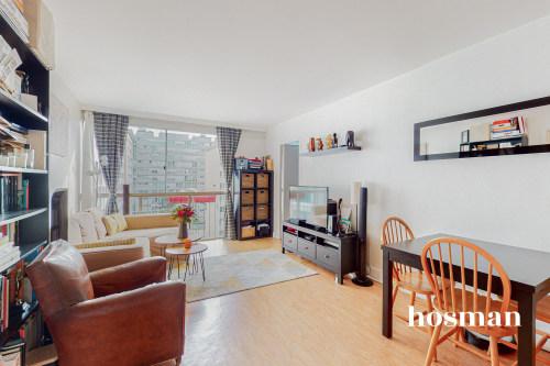 vente appartement de 49.0m² à paris