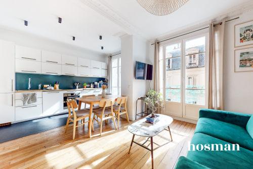 vente appartement de 42.77m² à boulogne-billancourt