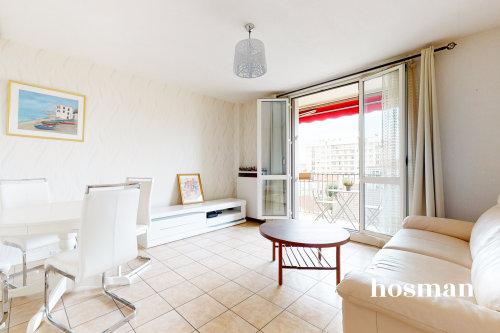 vente appartement de 63.23m² à alfortville