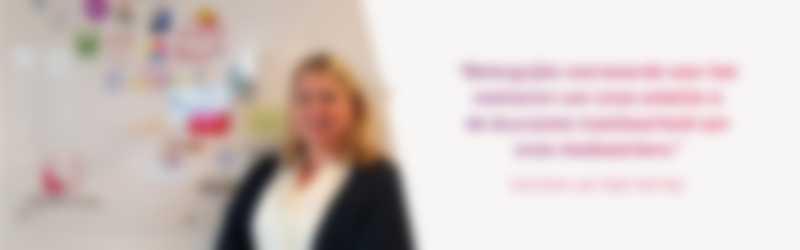 Caroline van Dijk-Verheij over duurzame inzetbaarheid