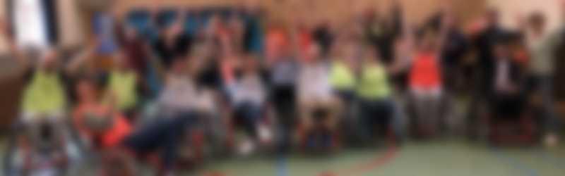 Rolstoelbasketbal oppepper voor samenwerking team Bogermanschool