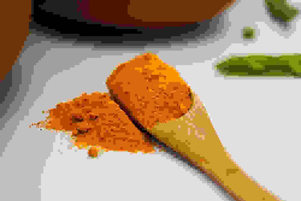 turmeric warming spice