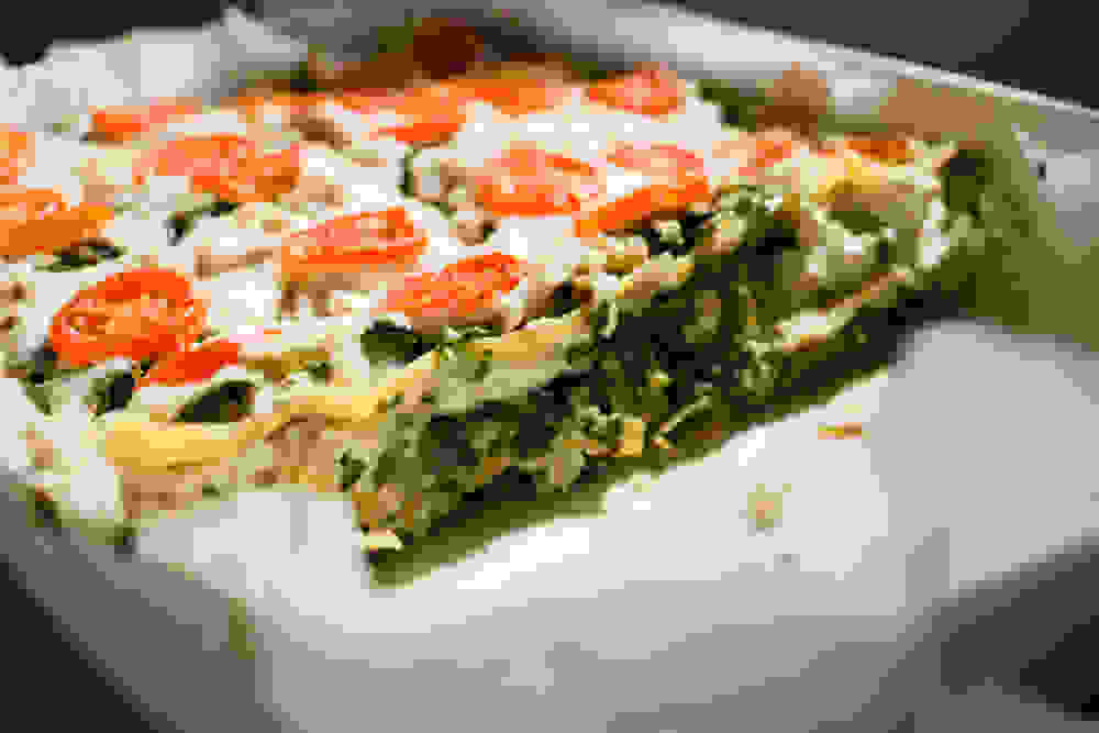 Vegan-Gluten-Free Chard And Cashew baked Lasagna