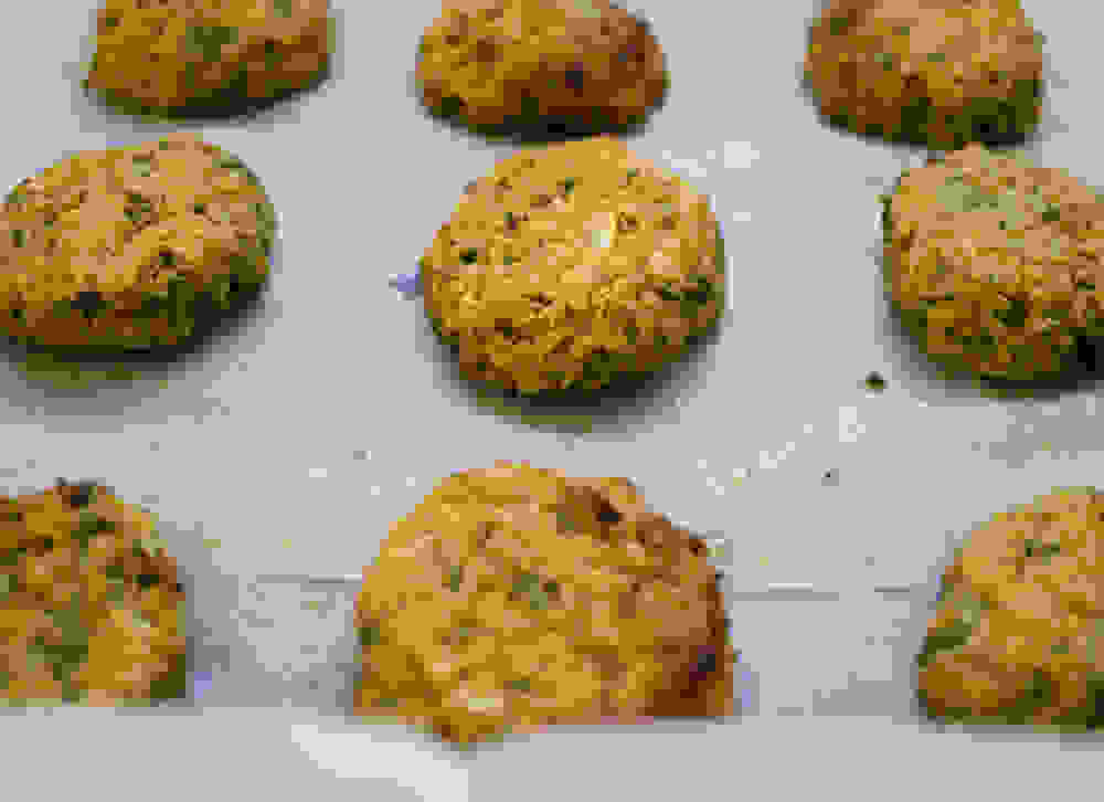 Oven Baked Vegan GF Cauliflower Patties