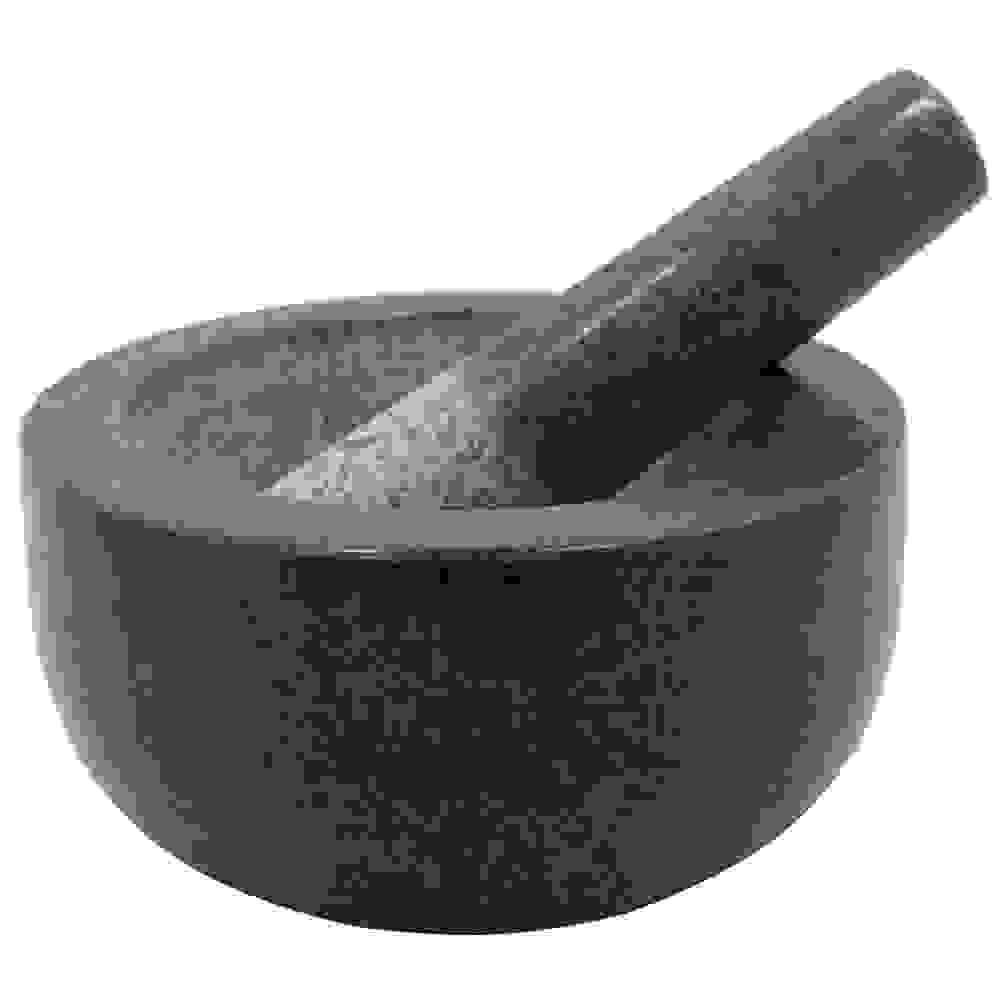 Kota Japan Granite Mortar and Pestle Stone Grinder