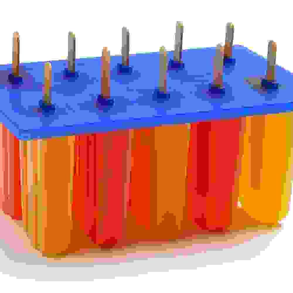 norpro frozen ice pops maker