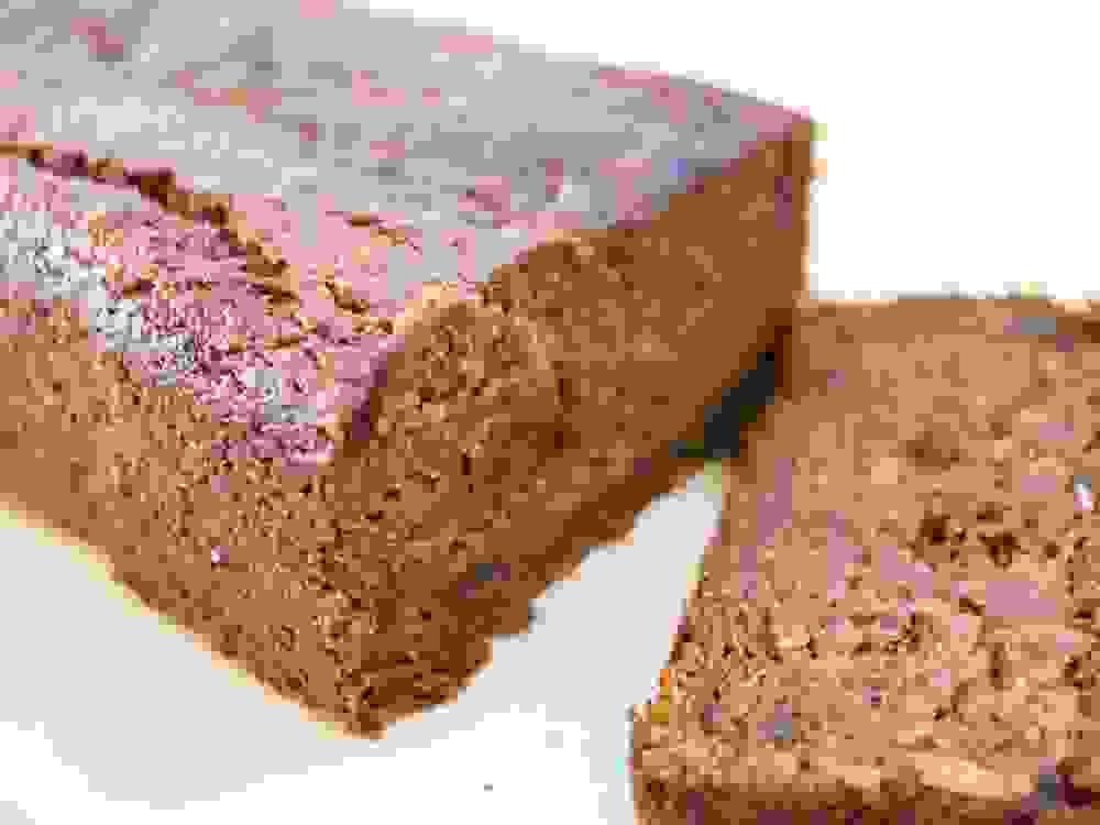 vegan honey cake