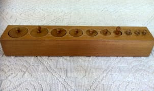 The Knobbed Cylinders