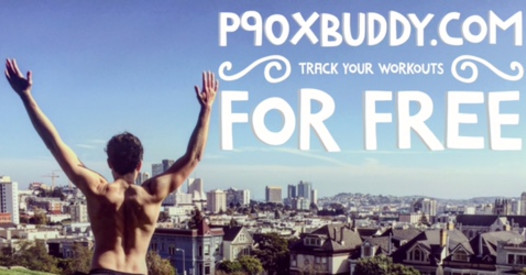 Track Your Workouts Online Free | P90X Buddy