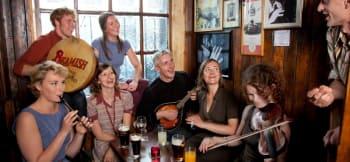 Musica irlandese