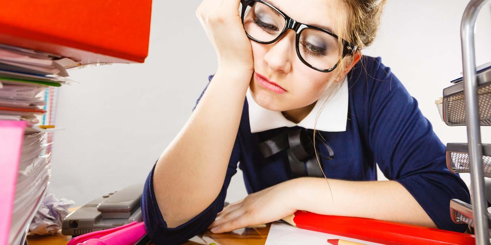 A munkahelyi kiégés okai