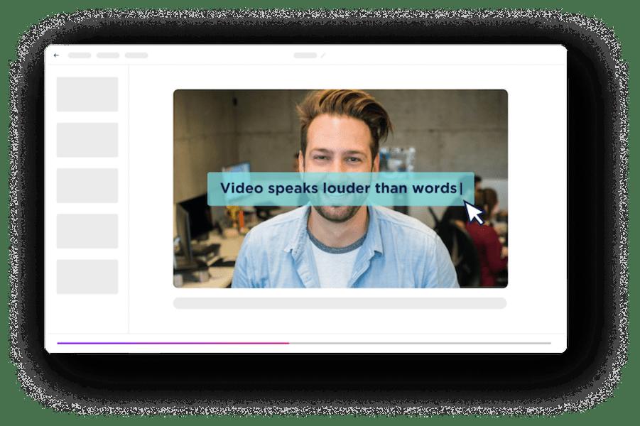 Edit | Vibbio - Best Video Maker For Businesses